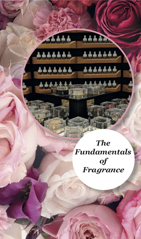 ACADEMY TRAINING: THE FUNDAMENTALS OF FRAGRANCE PARTS 1&2