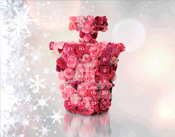 The Fragrance Foundation does Christmas!