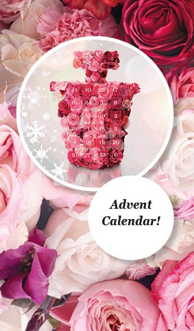 The Fragrance Foundation UK's Advent Calendar is back for 2020!
