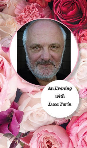 An Evening with Luca Turin