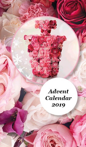 The Fragrance Foundation UK's Advent Calendar is back for 2019!